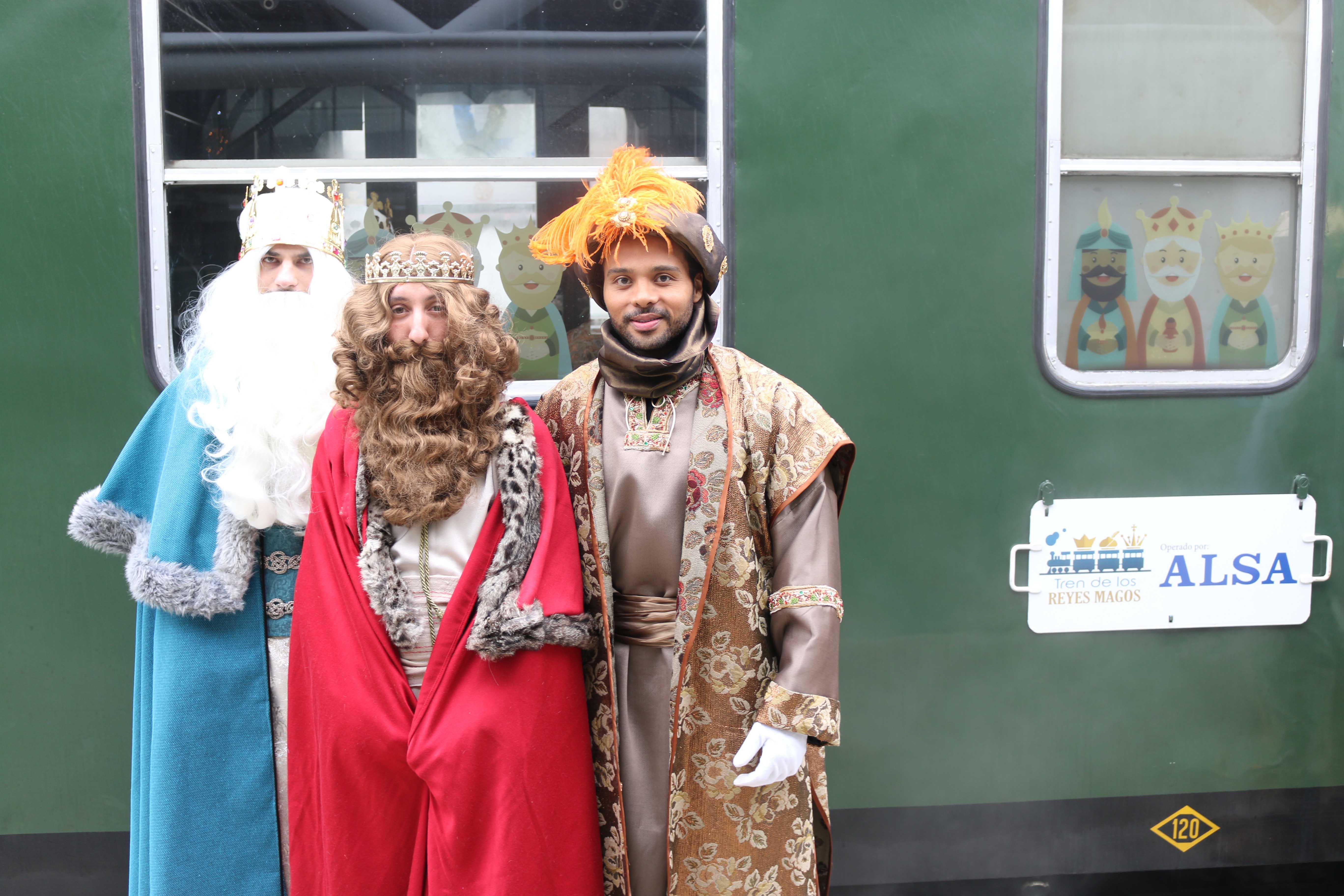 Tren Tres Reyes Magos